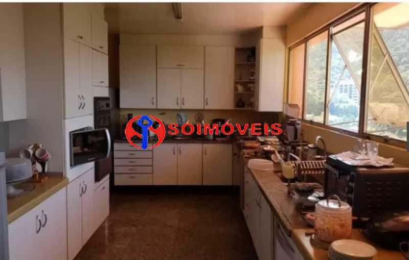 11 - Casa em Condomínio 6 quartos à venda Gávea, Rio de Janeiro - R$ 5.000.000 - LBCN60010 - 13