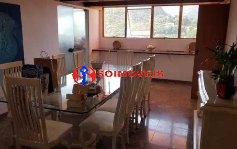 12 - Casa em Condomínio 6 quartos à venda Gávea, Rio de Janeiro - R$ 5.000.000 - LBCN60010 - 5