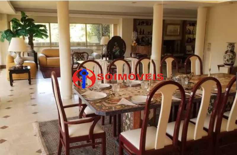 13 - Casa em Condomínio 6 quartos à venda Gávea, Rio de Janeiro - R$ 5.000.000 - LBCN60010 - 4