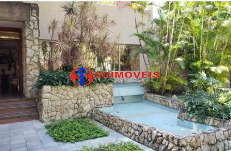 14 - Casa em Condomínio 6 quartos à venda Gávea, Rio de Janeiro - R$ 5.000.000 - LBCN60010 - 16