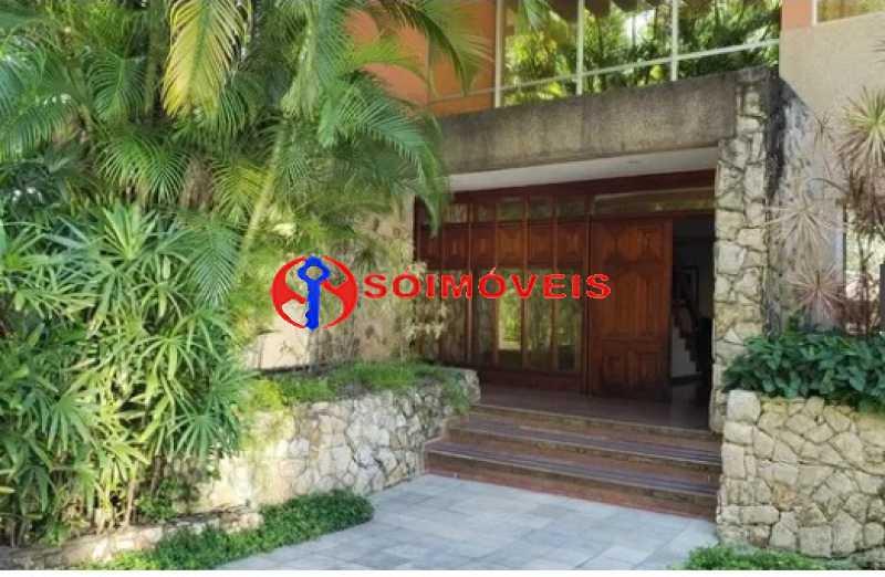 15 - Casa em Condomínio 6 quartos à venda Gávea, Rio de Janeiro - R$ 5.000.000 - LBCN60010 - 17