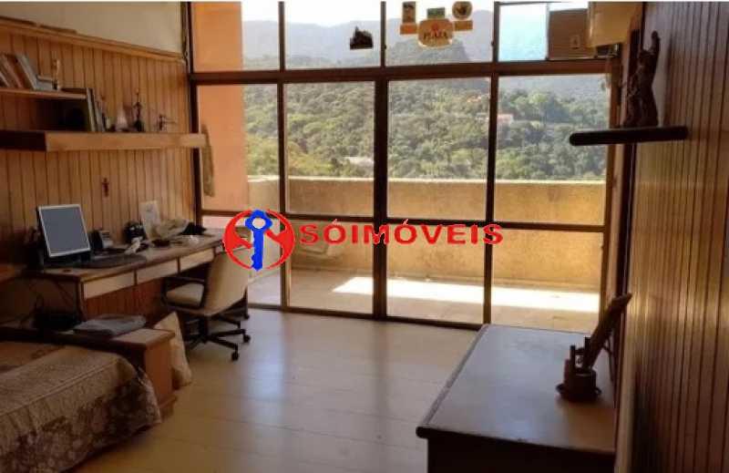 17 - Casa em Condomínio 6 quartos à venda Gávea, Rio de Janeiro - R$ 5.000.000 - LBCN60010 - 10