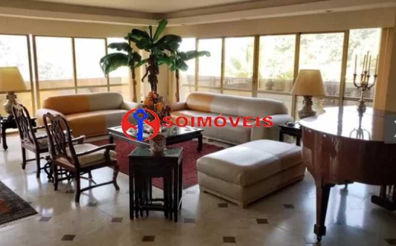 Sem título - Casa em Condomínio 6 quartos à venda Gávea, Rio de Janeiro - R$ 5.000.000 - LBCN60010 - 1