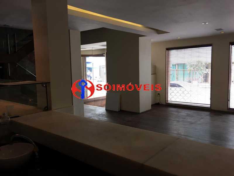 GSM 5 - No Leblon em ponto nobre prédio de três andares para comércio. - LBPC00002 - 5