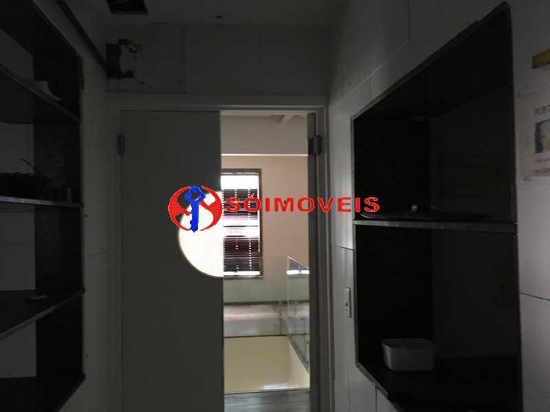 GSM 15 - No Leblon em ponto nobre prédio de três andares para comércio. - LBPC00002 - 16