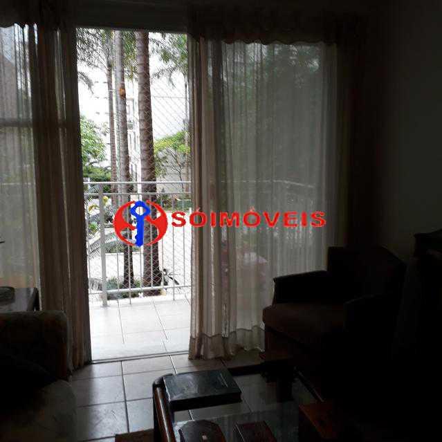 TOADA 6 - Na Lapa em condomínio fechado, excelente apartamento de 2 quartos com toda infra-estrutura de lazer, conforto e comodidade.. - LBAP22554 - 6