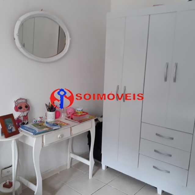 TOADA 14 - Na Lapa em condomínio fechado, excelente apartamento de 2 quartos com toda infra-estrutura de lazer, conforto e comodidade.. - LBAP22554 - 12