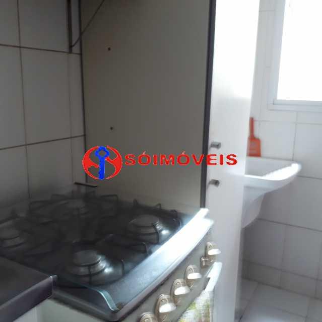 TOADA 16 - Na Lapa em condomínio fechado, excelente apartamento de 2 quartos com toda infra-estrutura de lazer, conforto e comodidade.. - LBAP22554 - 15