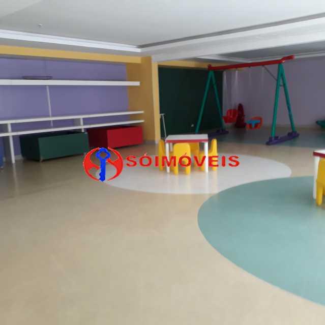 TOADA 18 1 - Na Lapa em condomínio fechado, excelente apartamento de 2 quartos com toda infra-estrutura de lazer, conforto e comodidade.. - LBAP22554 - 19