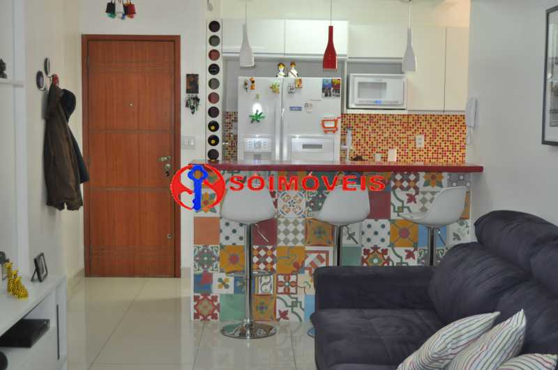 Bancada - Apartamento 2 quartos à venda Humaitá, Rio de Janeiro - R$ 750.000 - LBAP22558 - 3