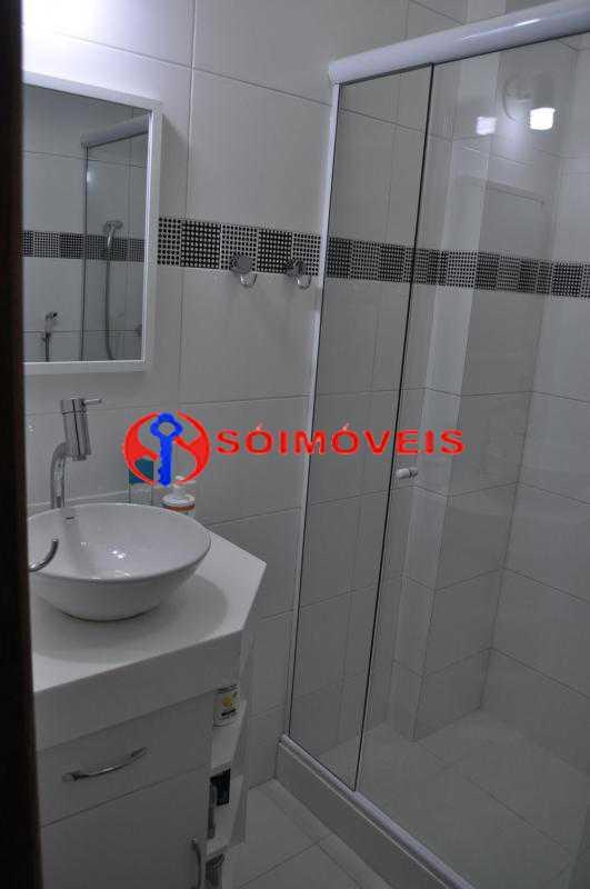 Banheiro_02 - Apartamento 2 quartos à venda Humaitá, Rio de Janeiro - R$ 750.000 - LBAP22558 - 5