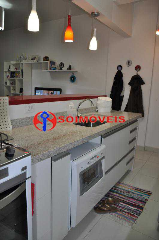 Cozinha_01 - Apartamento 2 quartos à venda Humaitá, Rio de Janeiro - R$ 750.000 - LBAP22558 - 6