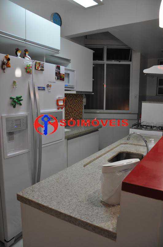Cozinha_02 - Apartamento 2 quartos à venda Humaitá, Rio de Janeiro - R$ 750.000 - LBAP22558 - 7