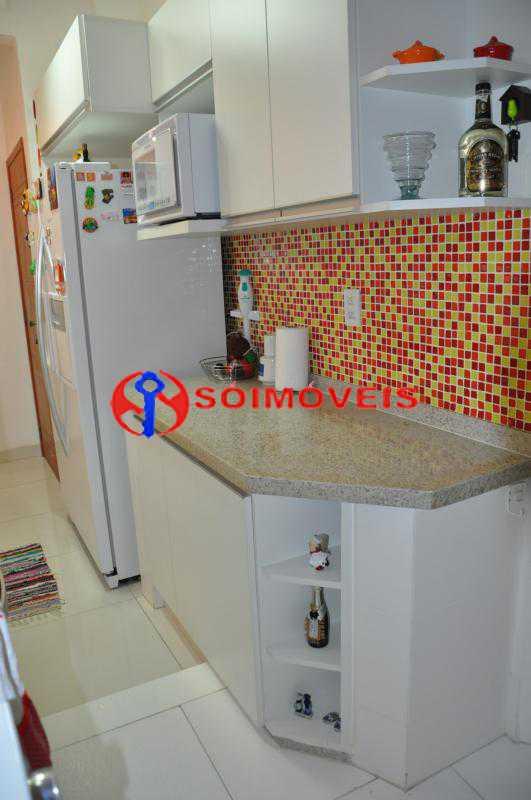 Cozinha_03 - Apartamento 2 quartos à venda Humaitá, Rio de Janeiro - R$ 750.000 - LBAP22558 - 8