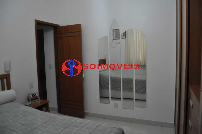 Quarto1_02 - Apartamento 2 quartos à venda Humaitá, Rio de Janeiro - R$ 750.000 - LBAP22558 - 10