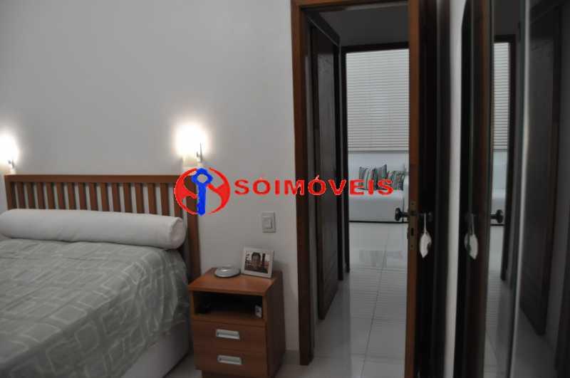Quarto1_03 - Apartamento 2 quartos à venda Humaitá, Rio de Janeiro - R$ 750.000 - LBAP22558 - 11