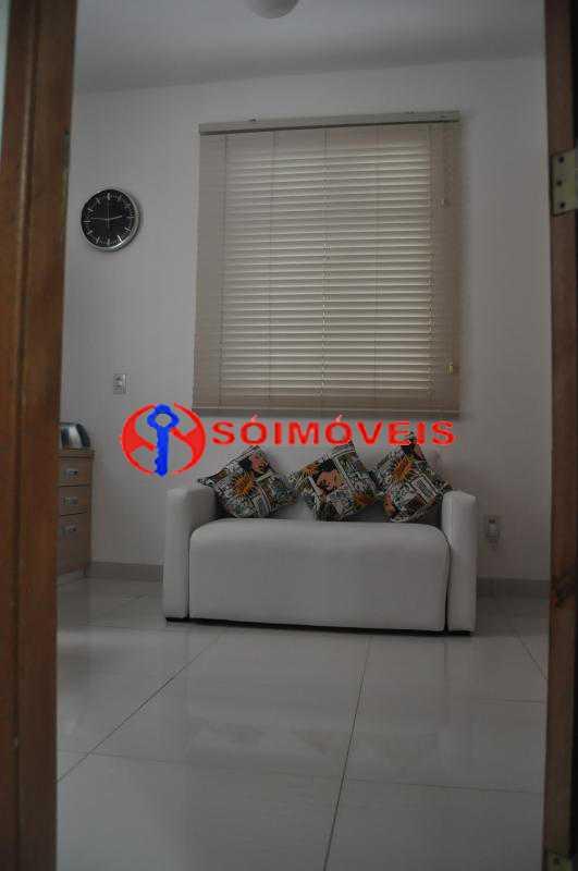 Quarto2_01 - Apartamento 2 quartos à venda Humaitá, Rio de Janeiro - R$ 750.000 - LBAP22558 - 12