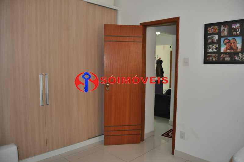 Quarto2_03 - Apartamento 2 quartos à venda Humaitá, Rio de Janeiro - R$ 750.000 - LBAP22558 - 14