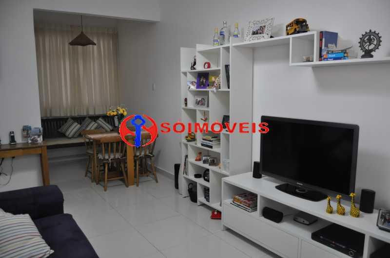 Sala_02 - Apartamento 2 quartos à venda Humaitá, Rio de Janeiro - R$ 750.000 - LBAP22558 - 17