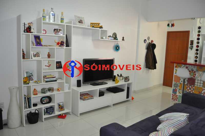 Sala_03 - Apartamento 2 quartos à venda Humaitá, Rio de Janeiro - R$ 750.000 - LBAP22558 - 18