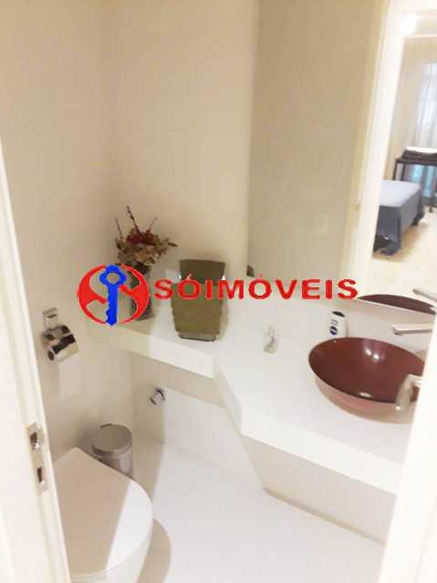 IMG-20181109-WA0088 - Apartamento 1 quarto à venda Rio de Janeiro,RJ - R$ 2.790.000 - LBAP10911 - 7
