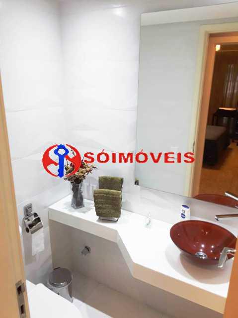 IMG-20181109-WA0090 - Apartamento 1 quarto à venda Rio de Janeiro,RJ - R$ 2.790.000 - LBAP10911 - 9