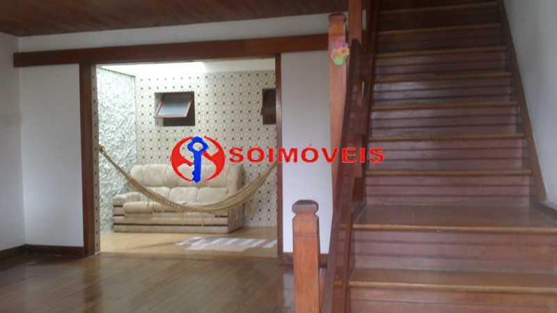 DSC_1462 - Casa 6 quartos à venda Santa Teresa, Rio de Janeiro - R$ 1.190.000 - LBCA60015 - 11