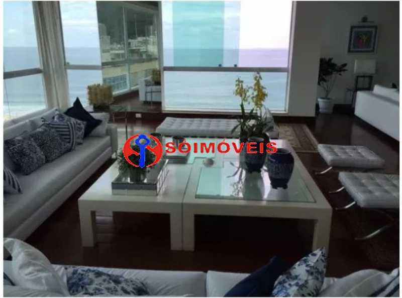 7 - Cobertura 6 quartos à venda Rio de Janeiro,RJ - R$ 17.500.000 - LBCO60019 - 11