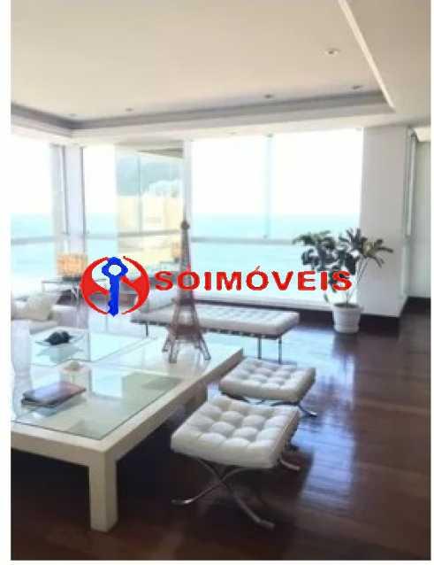 21 - Cobertura 6 quartos à venda Rio de Janeiro,RJ - R$ 17.500.000 - LBCO60019 - 7