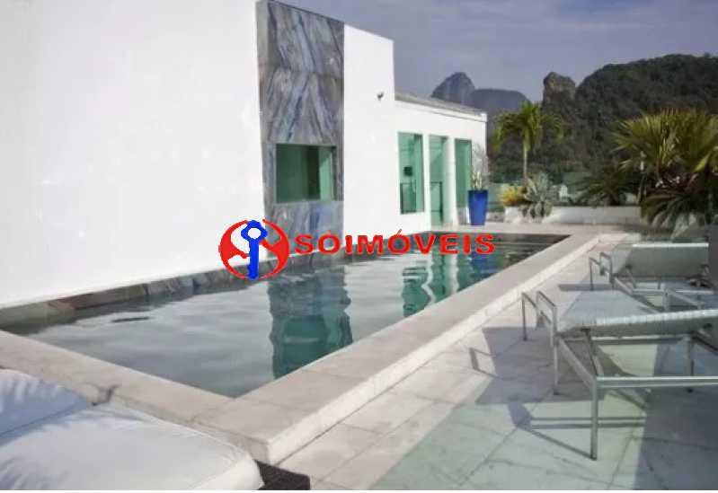 5.1 - Cobertura 6 quartos à venda Rio de Janeiro,RJ - R$ 17.500.000 - LBCO60019 - 28
