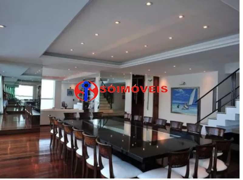 6.1 - Cobertura 6 quartos à venda Rio de Janeiro,RJ - R$ 17.500.000 - LBCO60019 - 1