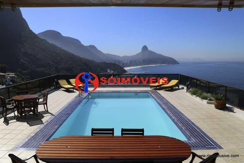 WhatsApp Image 2019-01-18 at 1 - Casa em Condomínio à venda Rua Jackson de Figueiredo,Rio de Janeiro,RJ - R$ 12.000.000 - LBCN50025 - 1