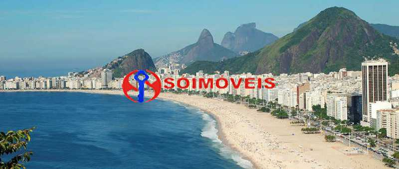 Pompeu Loureiro ,99.807 j - Flat 1 quarto à venda Rio de Janeiro,RJ - R$ 850.000 - LBFL10126 - 1