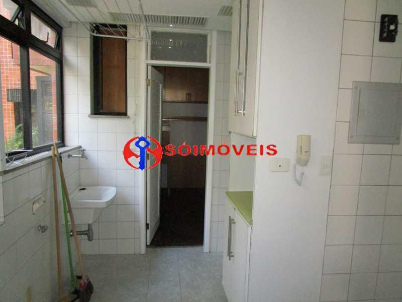 IMG_0027 - Apartamento 2 quartos à venda Lagoa, Rio de Janeiro - R$ 1.450.000 - LBAP22659 - 15