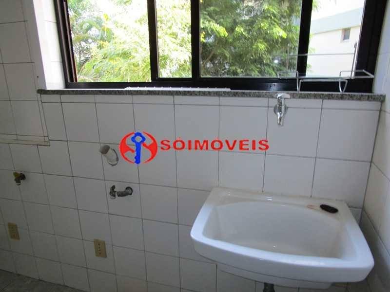 IMG_0030 - Apartamento 2 quartos à venda Lagoa, Rio de Janeiro - R$ 1.450.000 - LBAP22659 - 16