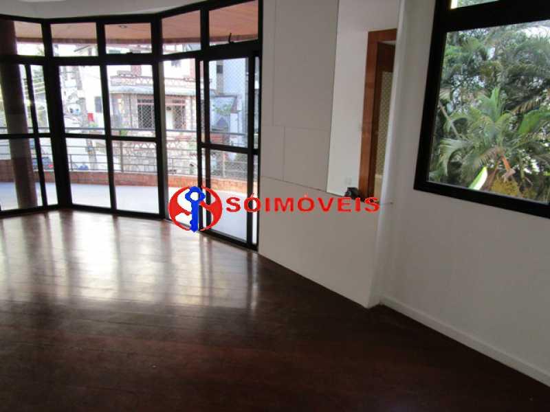 IMG_0045 - Apartamento 2 quartos à venda Lagoa, Rio de Janeiro - R$ 1.450.000 - LBAP22659 - 4
