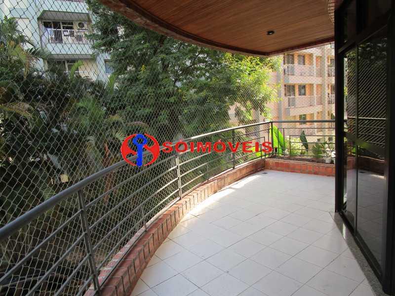 IMG_0048 - Apartamento 2 quartos à venda Lagoa, Rio de Janeiro - R$ 1.450.000 - LBAP22659 - 5