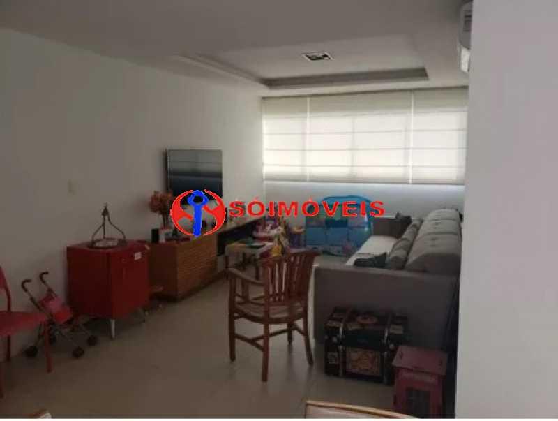 3 - Cobertura 2 quartos à venda Tijuca, Rio de Janeiro - R$ 980.000 - LBCO20124 - 3