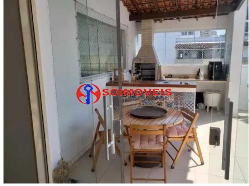 4 - Cobertura 2 quartos à venda Tijuca, Rio de Janeiro - R$ 980.000 - LBCO20124 - 15