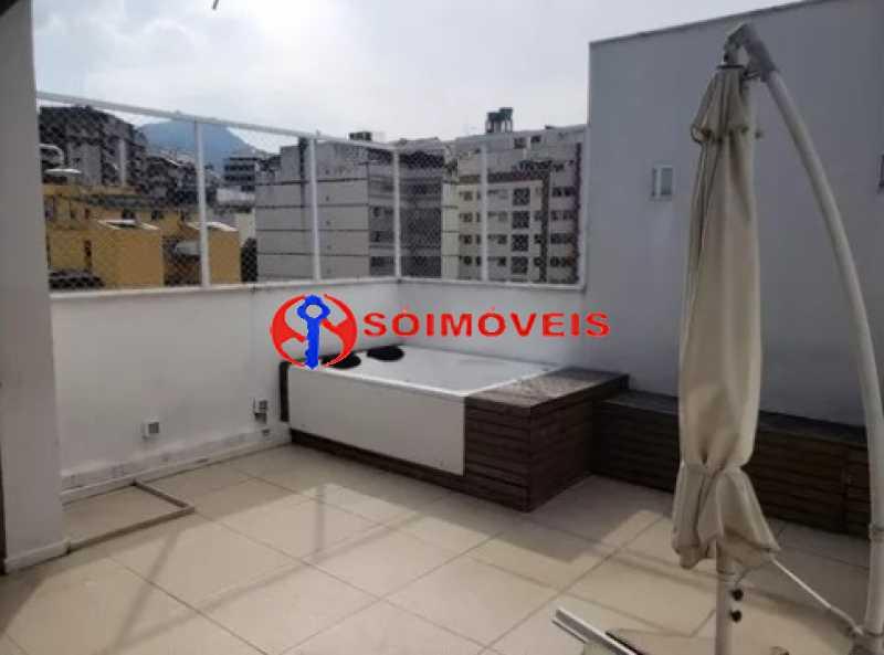 5 - Cobertura 2 quartos à venda Tijuca, Rio de Janeiro - R$ 980.000 - LBCO20124 - 16