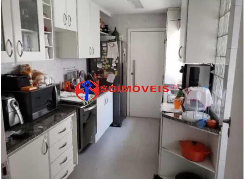 13 - Cobertura 2 quartos à venda Tijuca, Rio de Janeiro - R$ 980.000 - LBCO20124 - 14