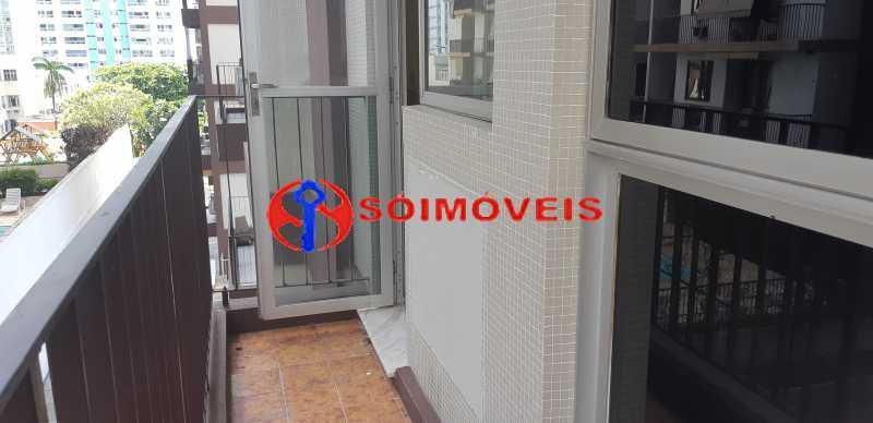 20190220_153029 - Gávea a poucos passos do Shopping, varanda, sala, quarto (suite) dependência completa, 1 vaga. Infra-estrutura - LBAP10959 - 15