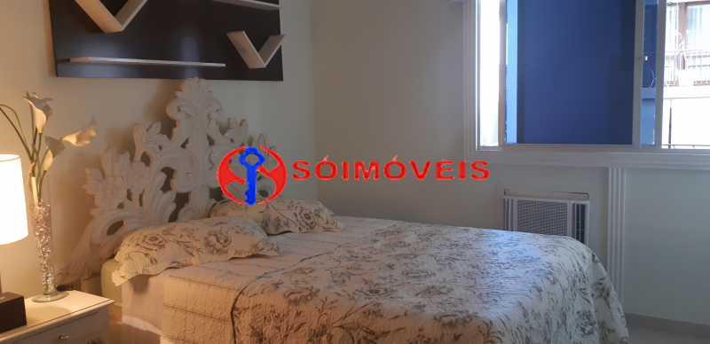 20190220_152639 - Gávea a poucos passos do Shopping, varanda, sala, quarto (suite) dependência completa, 1 vaga. Infra-estrutura - LBAP10959 - 18