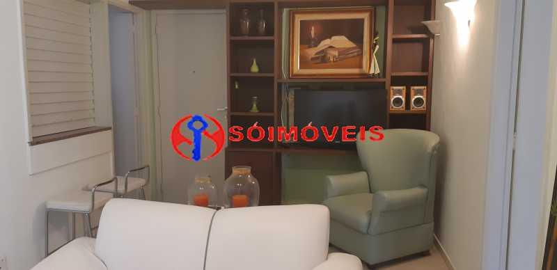 20190220_152801 - Gávea a poucos passos do Shopping, varanda, sala, quarto (suite) dependência completa, 1 vaga. Infra-estrutura - LBAP10959 - 5