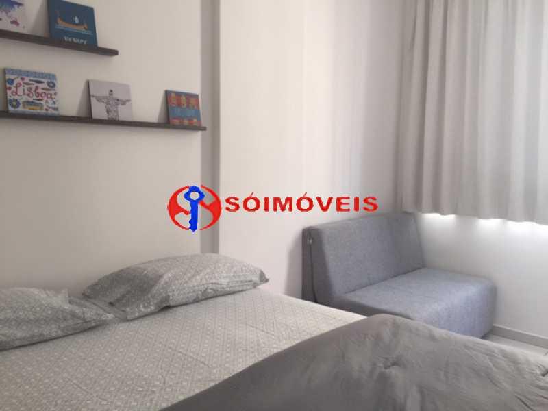 sofa cama 2 - Kitnet/Conjugado 23m² à venda Rio de Janeiro,RJ - R$ 649.000 - LBKI00260 - 4
