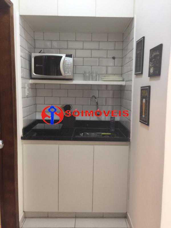 cozinha 3 - Kitnet/Conjugado 23m² à venda Rio de Janeiro,RJ - R$ 649.000 - LBKI00260 - 10