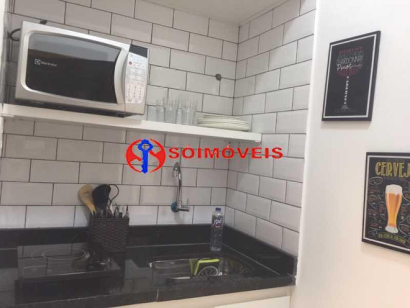 cozinha2 1 - Kitnet/Conjugado 23m² à venda Rio de Janeiro,RJ - R$ 649.000 - LBKI00260 - 11