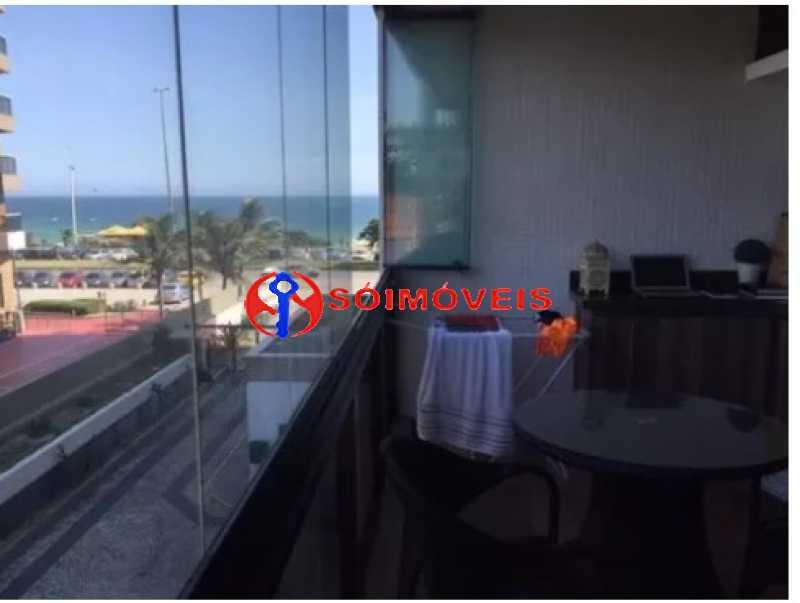 Sem título - Flat 1 quarto à venda Rio de Janeiro,RJ - R$ 800.000 - LBFL10133 - 1
