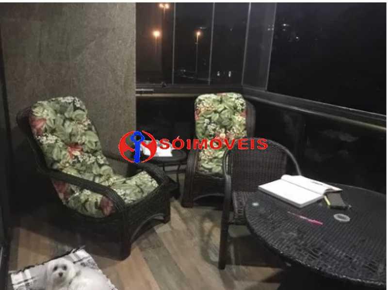 9 - Flat 1 quarto à venda Rio de Janeiro,RJ - R$ 800.000 - LBFL10133 - 4