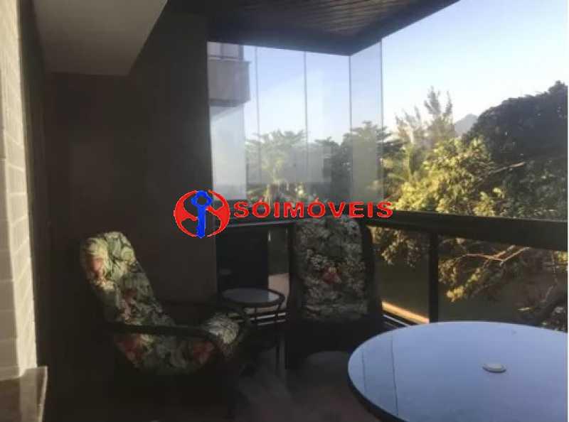 15 - Flat 1 quarto à venda Rio de Janeiro,RJ - R$ 800.000 - LBFL10133 - 3